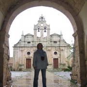 Крит. Монастырь Аркади (Arkadi Monastery)